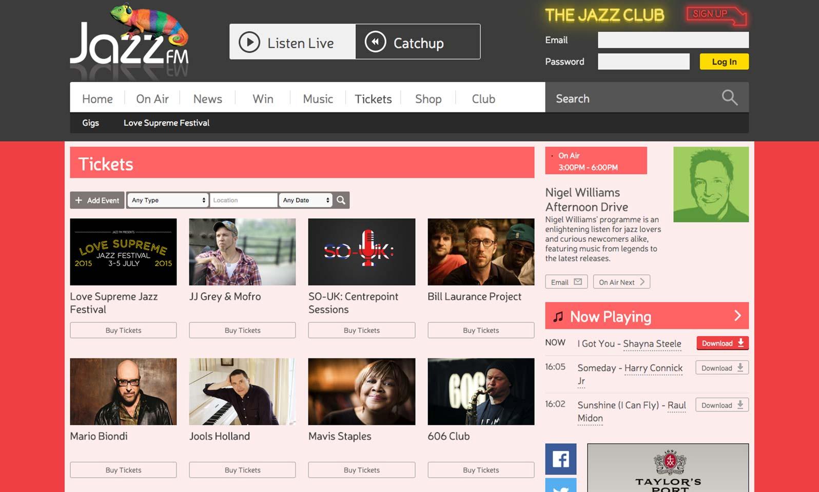 jazz fm dating live dating sites Indien